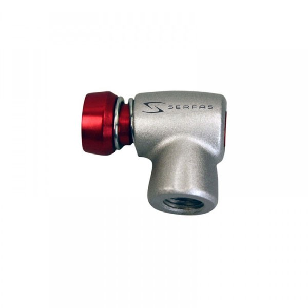 MB-3N (CO2 MIKROBLAST 1INFLATOR HEAD ONLY)