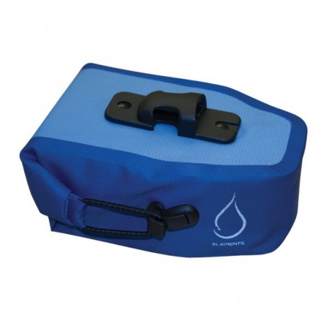 SBWP-2RD (MONSOON WATERPROOF ROLL TOP BAG LG RED)