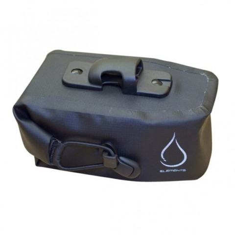 SBWP-2BK (MONSOON WATERPROOF ROLL TOP BAG LG BLACK)